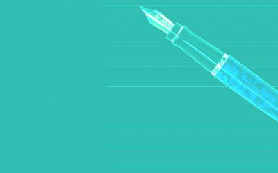 Schrijven over je leven